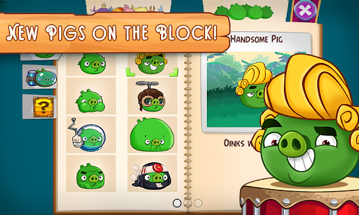 Game Angry Birds Slingshot Stella APK for Windows Phone