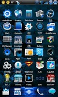 Screenshot of EpicBlue Theme CM7 (FREE)