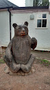 Big Bear Statue at Queenswood