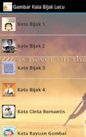 Screenshot of Gambar Kata Bijak Lucu