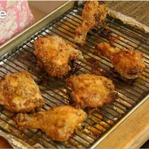 Oven-Fried Chicken