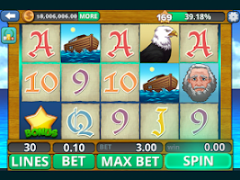 Screenshot of SLOTS: Bible Slots™ Free