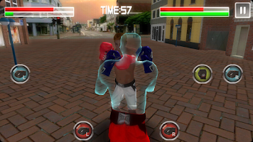 Screenshot of Boxing Mania
