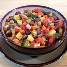 Vegetable and Tomato Casserole