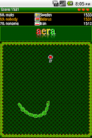Screenshot of Hard Snake with online-rating