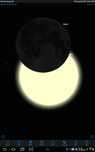 SkySafari 4: Astronomy & Space Screenshot