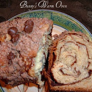 French Chocolate Coffee Cake