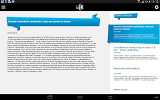 Screenshot of Le Iene