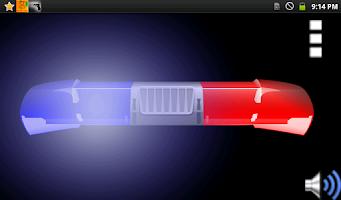 Screenshot of Police Siren