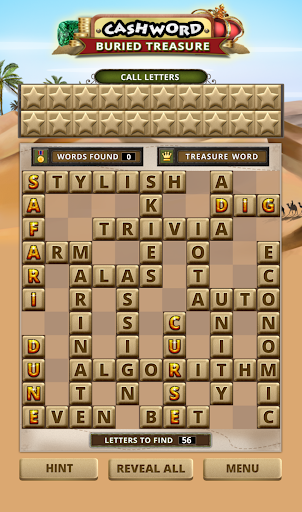 cashword-by-michigan-lottery for android screenshot