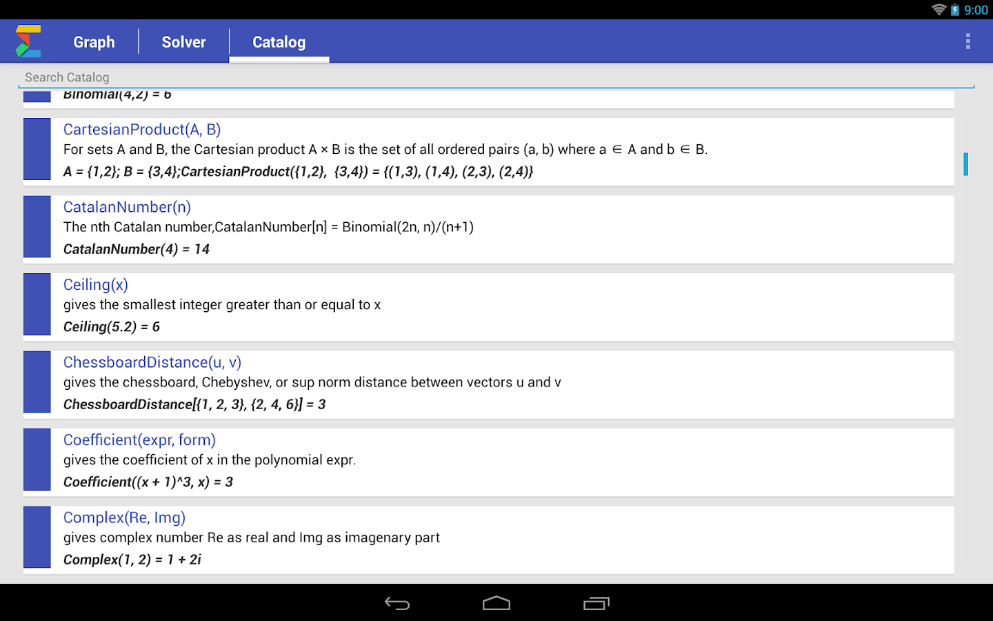 Math Solver Screenshot 7