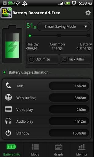 battery-booster for android screenshot