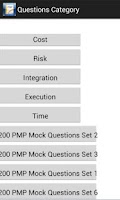 Screenshot of PMP Exam Prep 1600 Questions