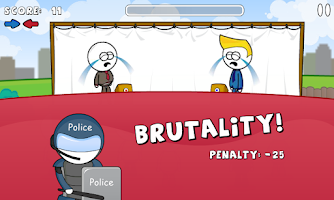 Screenshot of VoteSlap