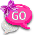 GO SMS - Cute Bows icon