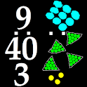 Color My Clock Large Wallpaper icon