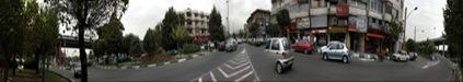 Nasr (Gisha) Street, Tehran