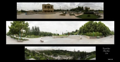Goft-o-Goo Park, Tehran (3 Views)