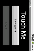 Screenshot of Touch Me