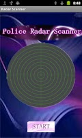 Screenshot of Radar Scanner---Scan Phone