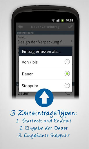 【免費商業App】LMT Zeiterfassung für Projekte-APP點子