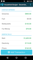 Screenshot of You Need A Budget (YNAB)
