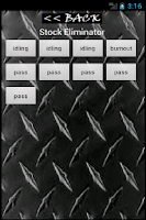 Screenshot of Drag Racing Sound Board - lite