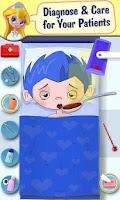 Screenshot of Doctor X - Med School Game
