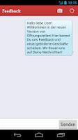 Screenshot of Öffnungszeiten Österreich