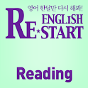 English Restart Reading icon