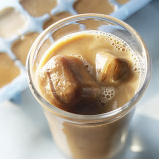 Light Iced Mocha Coffee