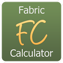 Cross-stitch Fabric Calculator icon