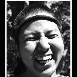 Kai's best smile by Marc Steiner - People Portraits of Men (  )