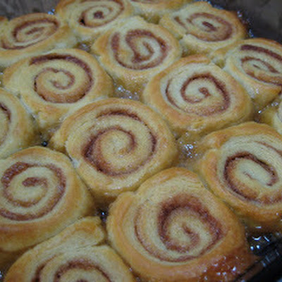 Melt-in-Your-Mouth Pecan Rolls