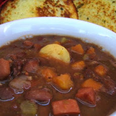Amish Bean Soup