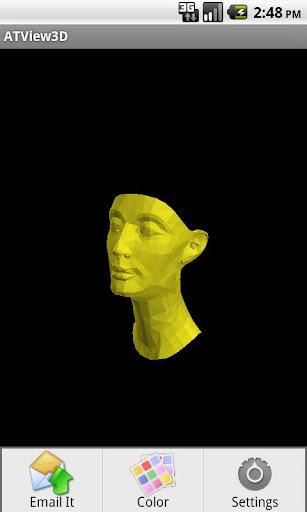 VRML的瀏覽 3D
