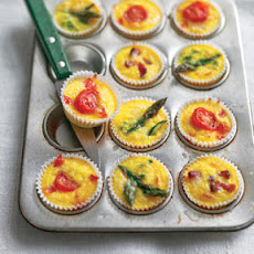 Crustless Mini Quiches