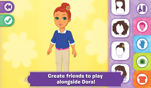 Dora and Friends - screenshot