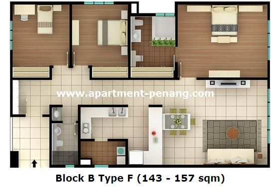 Pearl Regency Apartment Penang Com