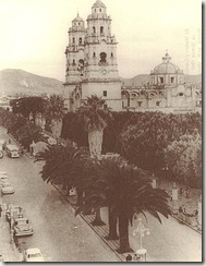 old catedral