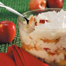 Luscious Apple Trifle