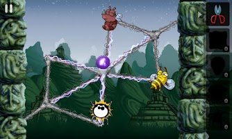 Screenshot of Greedy Spiders 2 Free