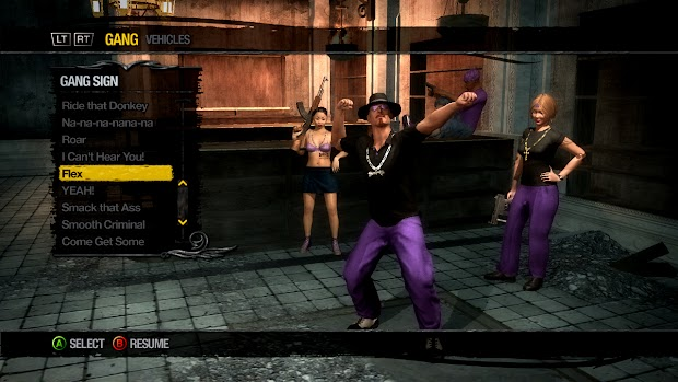 Dan Sutton on Saints Row 2
