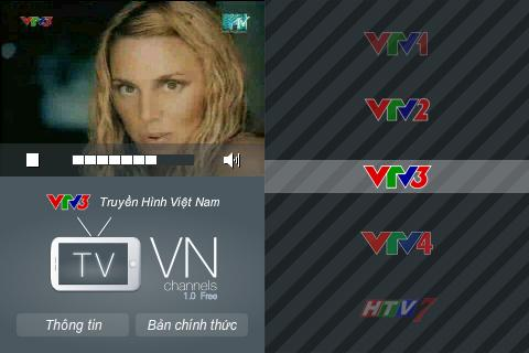 VN Channels Free