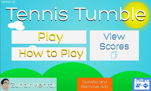 Tennis Tumble