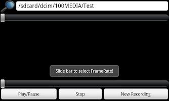 Screenshot of Slow Motion PRO