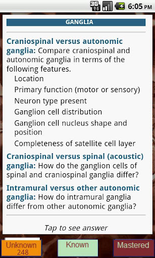 【免費醫療App】Histology & Cell Biology Cards-APP點子