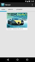 Screenshot of Teknavi