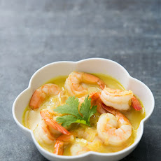Easy Coconut Shrimp Curry