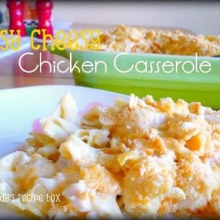 Easy Cheesy Chicken Casserole
